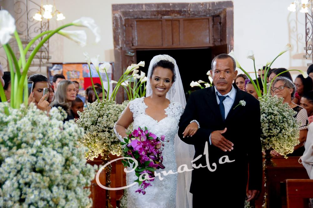 Foto de Weedding Karla e Edson