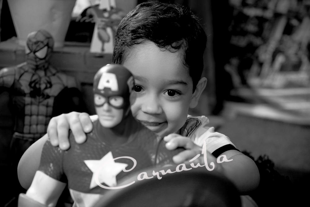 Foto de 3 Anos Netinho