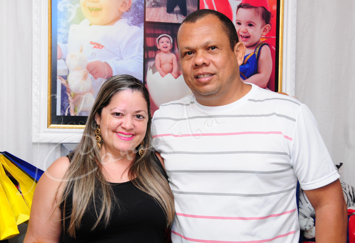 Foto de JOÃO GUILHERME 1 ANINHO