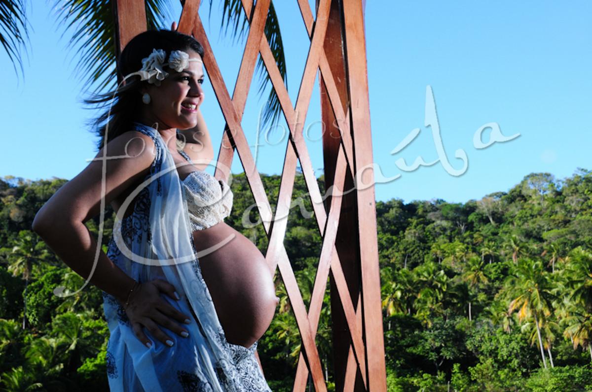 Foto de JULIANA GESTANTE