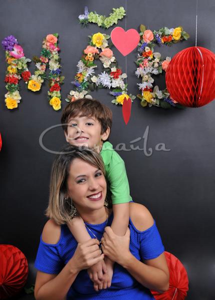Foto de FLAVIA E FAMÍLIA