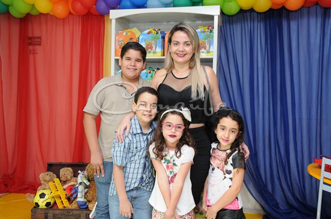 Foto de 6 ANOS DE ÂNGELO E 3 ANOS DE ANDRÉ