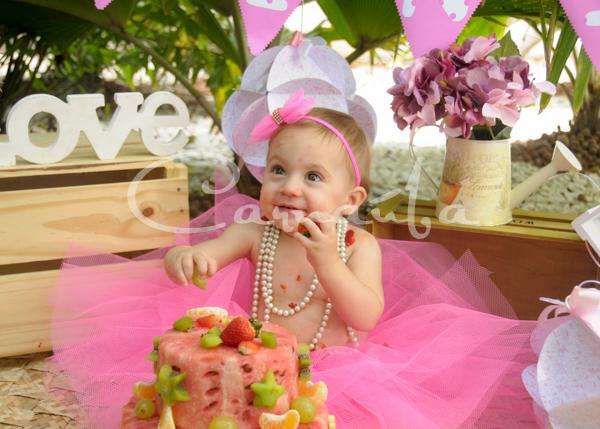 Foto de SMACH THE CAKE FRUIT DE LAVÍNIA