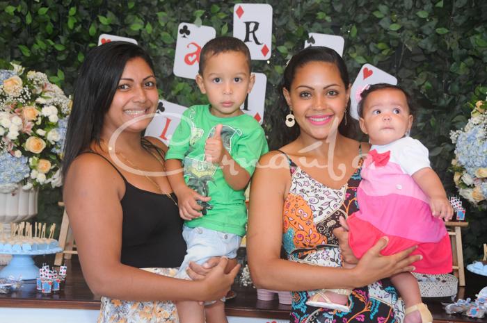 Foto de CHÁ DE FRALDAS DA MARIA ALICE