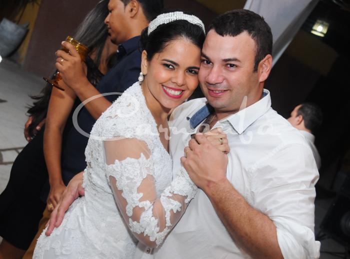 Foto de BODAS DE ZINCO DE THAIS + MARCELO