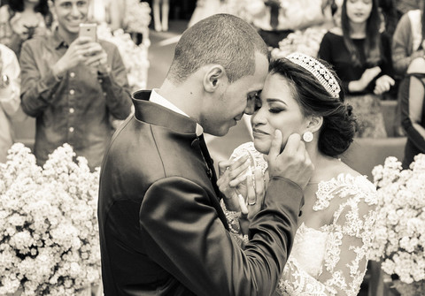 Casamentos de Emelly e Luziel