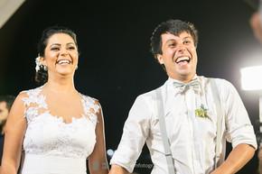 Casamentos de Casamento na Praia de Cris & Dudu
