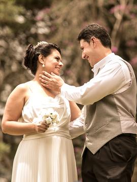 Casamentos de Andréa e Claudio em Nova Friburgo - RJ