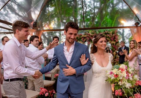 Casamento de Mariana e Bruno