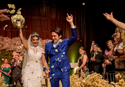 Casamento de Fernanda e Fernando