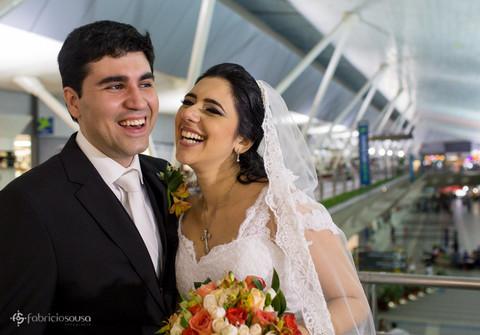 Casamento de casamento Mariana e Fabrício em Belém – Hotel Crowne Plaza