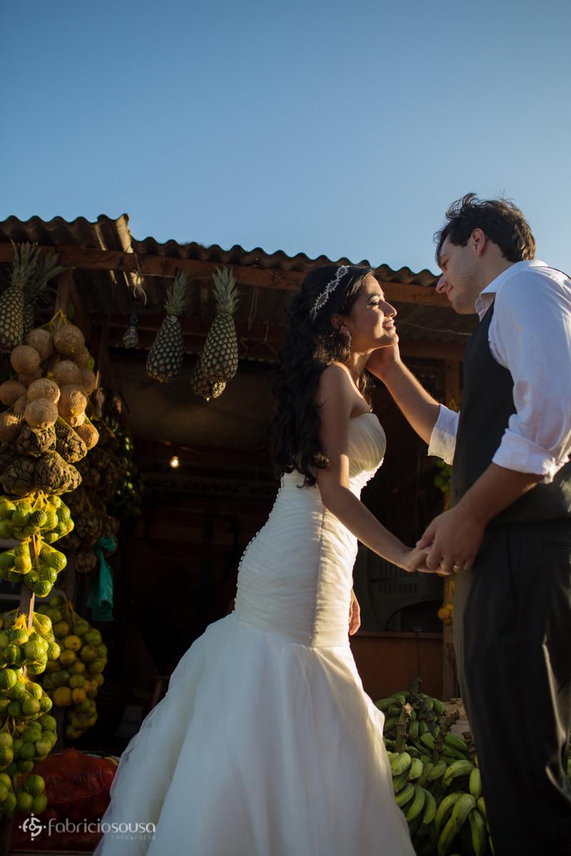 ensaio trash the dress em santana amapá