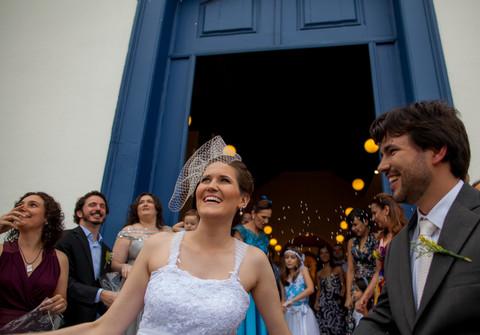 Casamento de Angélica e Leyberson