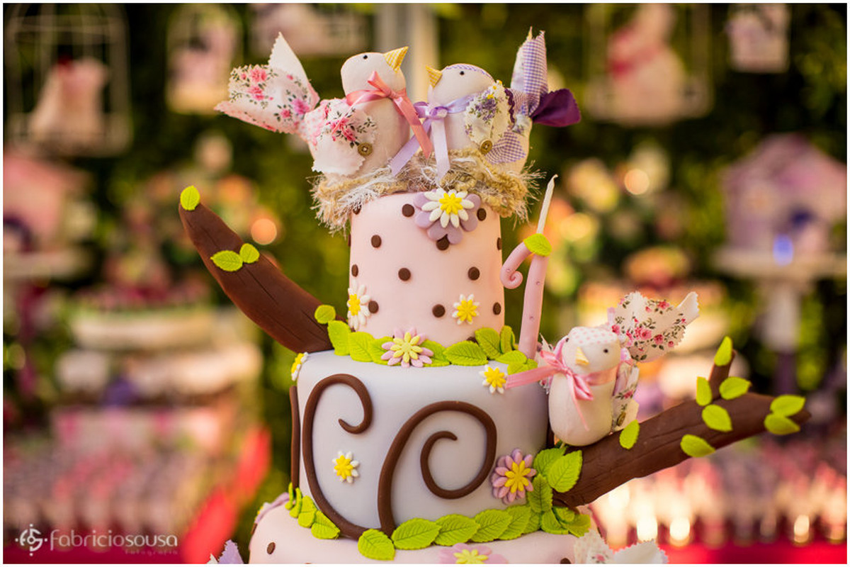 bolo aniversário infantil