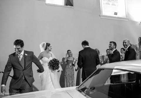 Casamento de Casamento Nicole e Thiago Borsa no Lira Tênis Clube