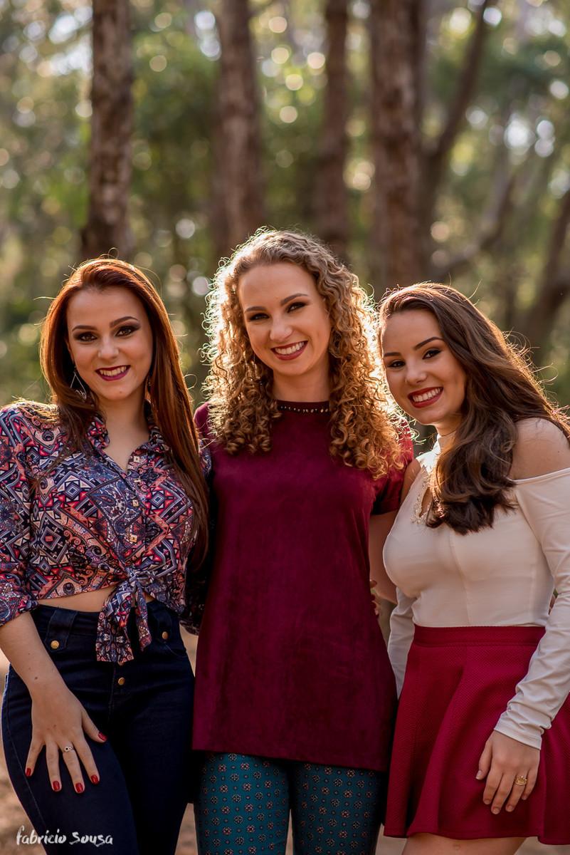 as três filhas