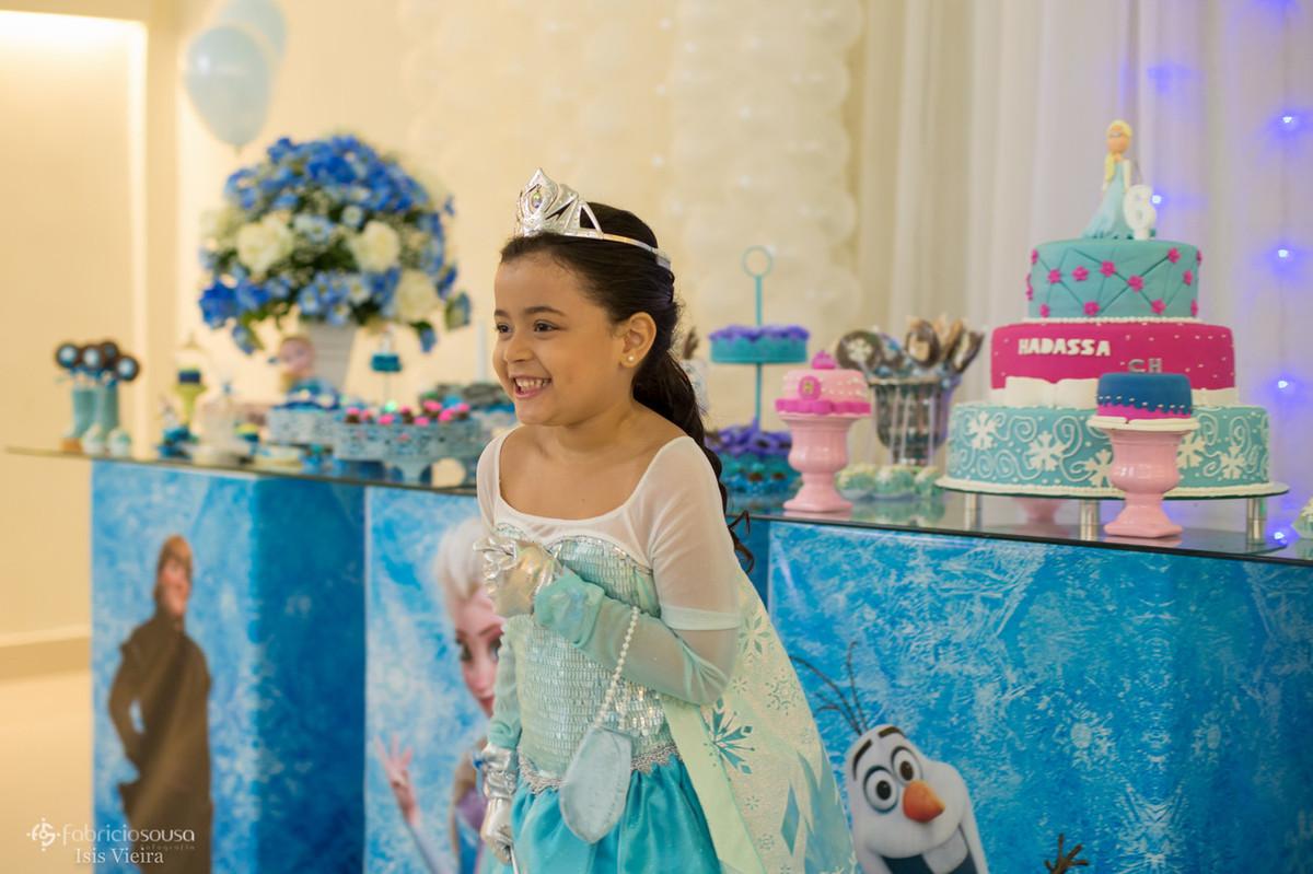 Aniversário 6 anos Carla Hadassa - Festa infantil