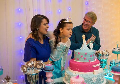 Família de Aniversário 6 anos Carla Hadassa