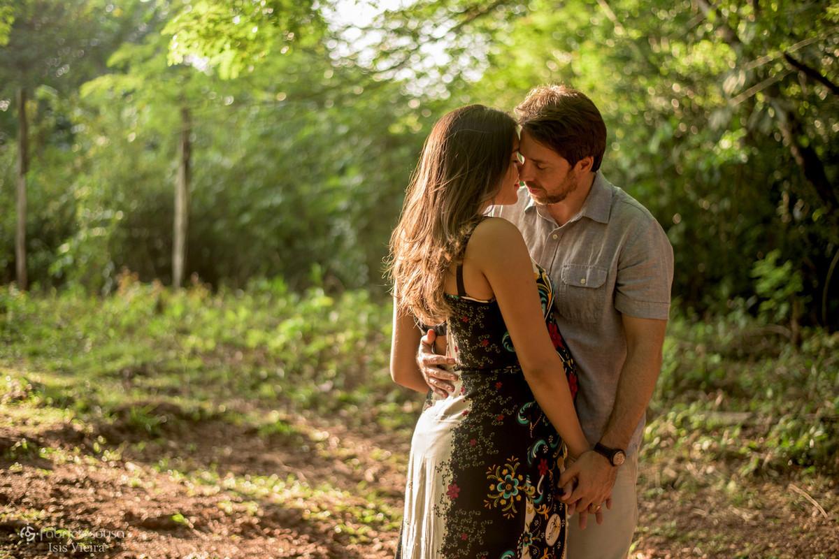 beijo do casal