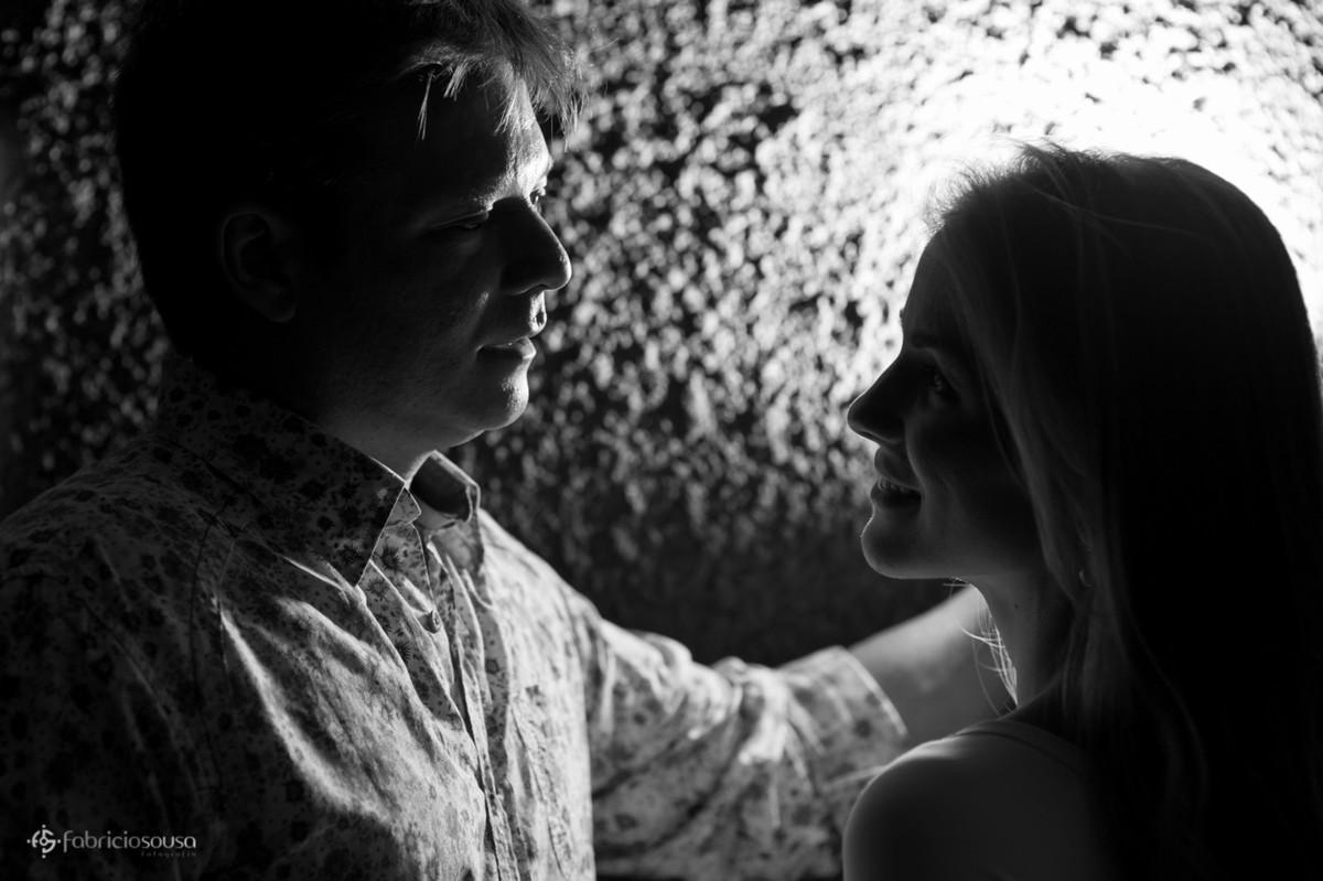 ensaio pre-casamento noturno