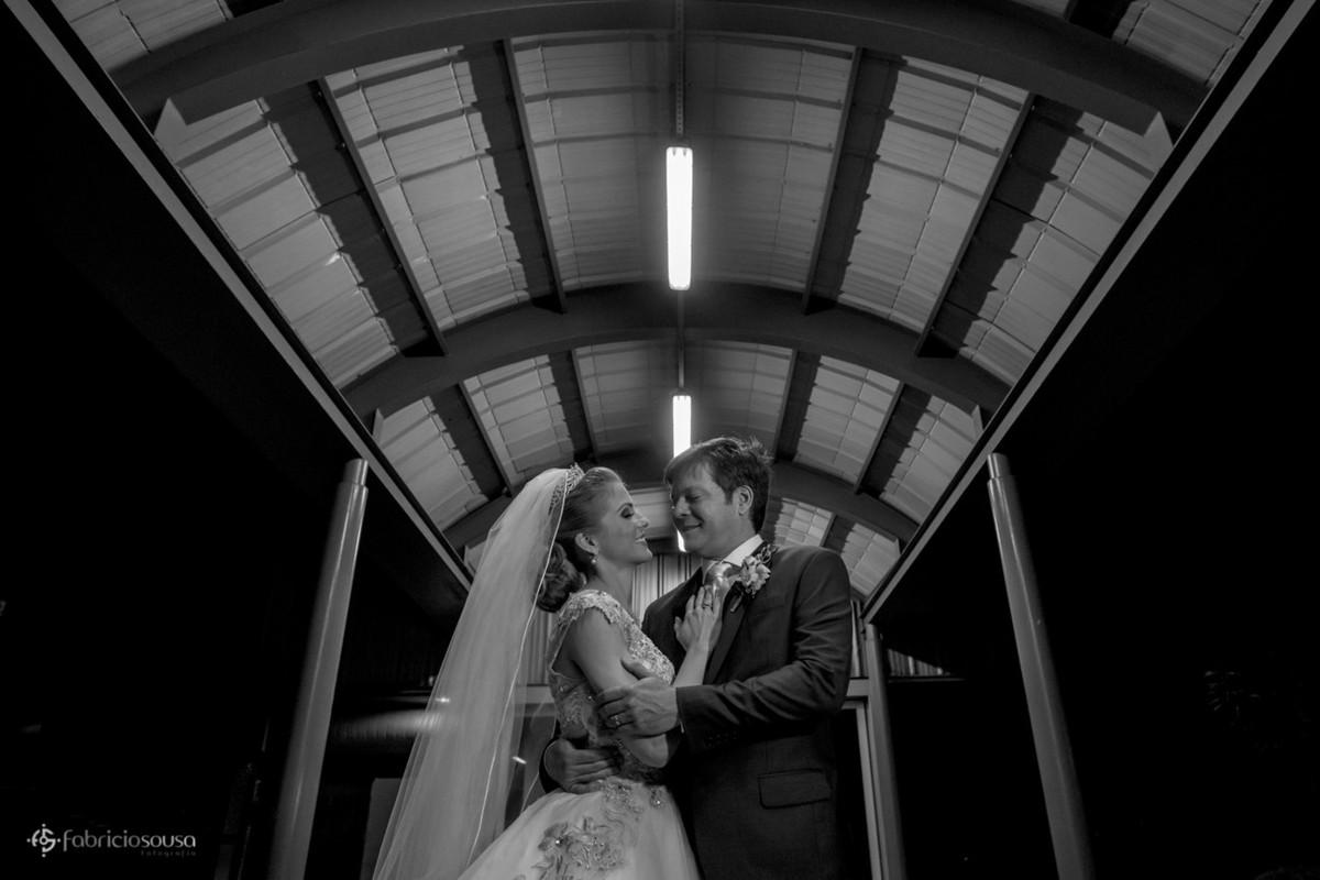 ensaio durante o casamento