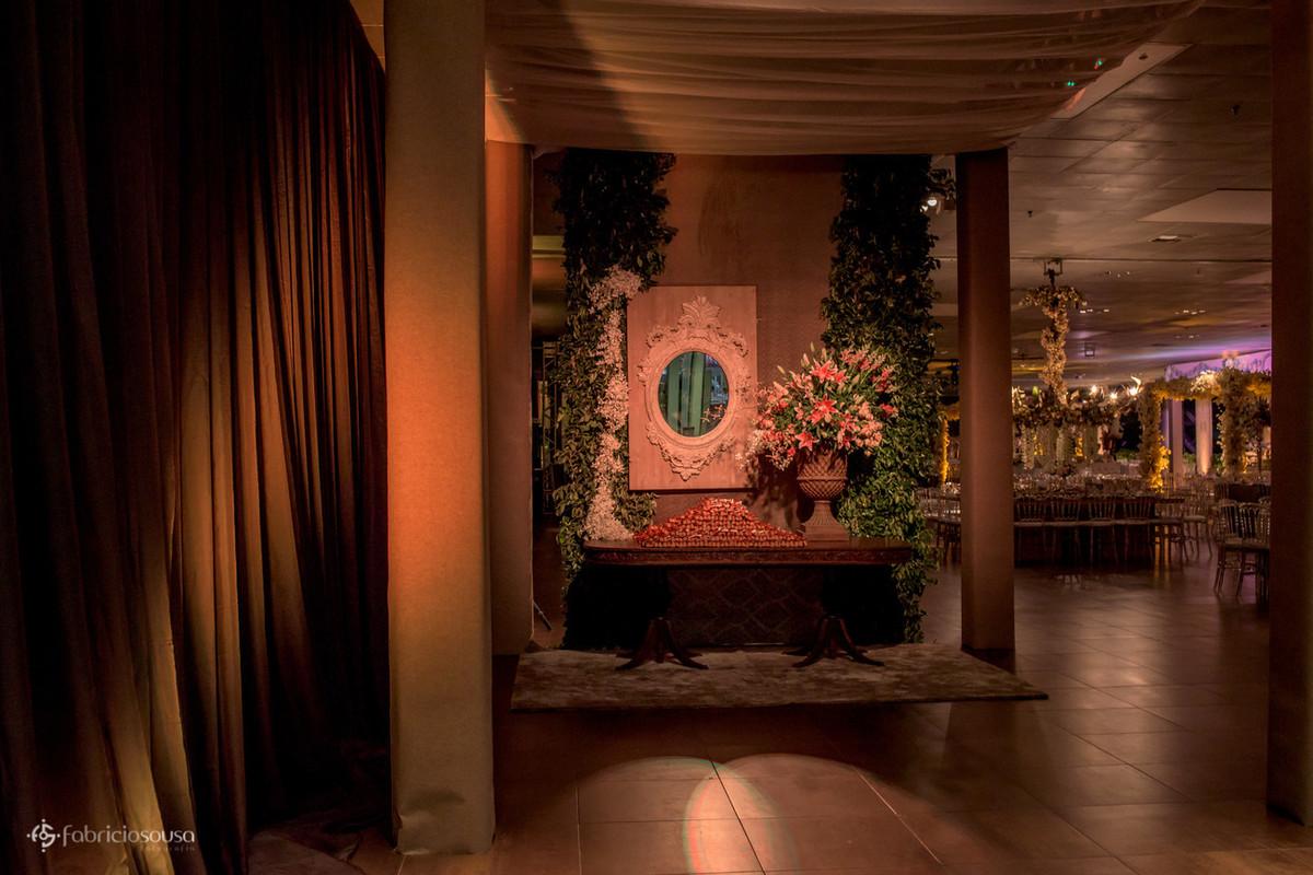 decoração da Decora Belem feita pela noiva