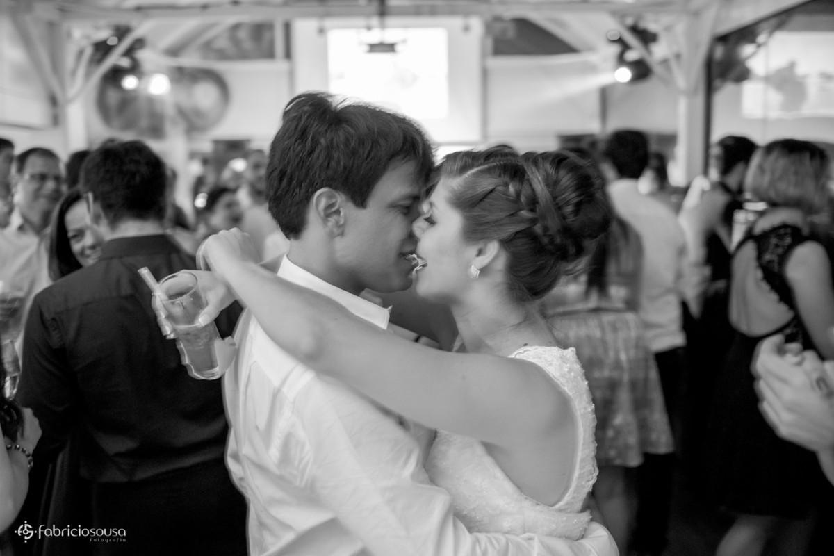beijaço do casal