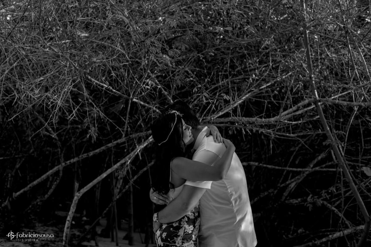 ensaio de noivos Luciana e Watilla rural em Macapá
