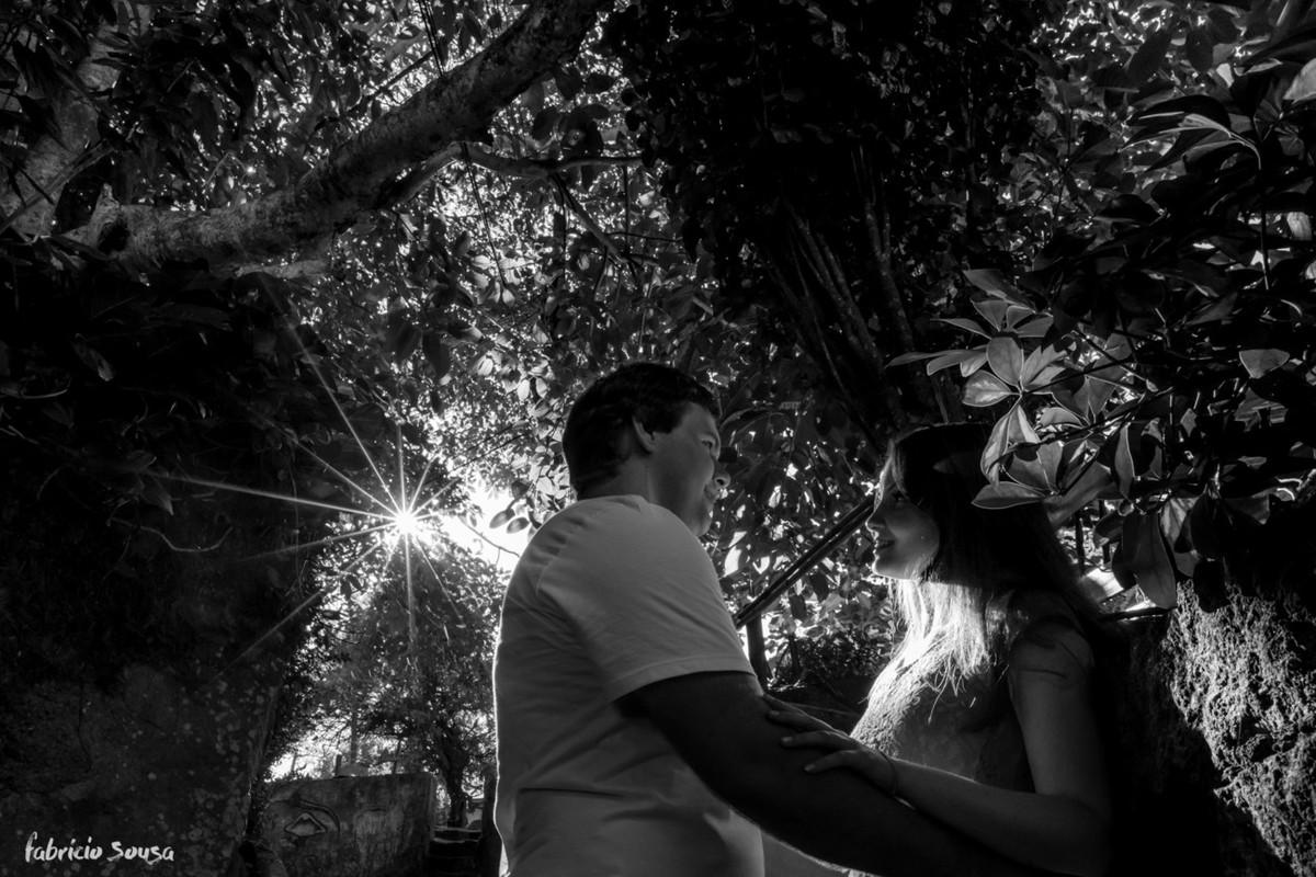 ensaio pre-casamento Franciele e Anderson
