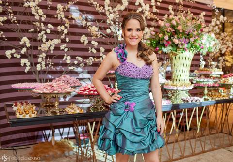 Outros de 15 anos Késsia Rocha