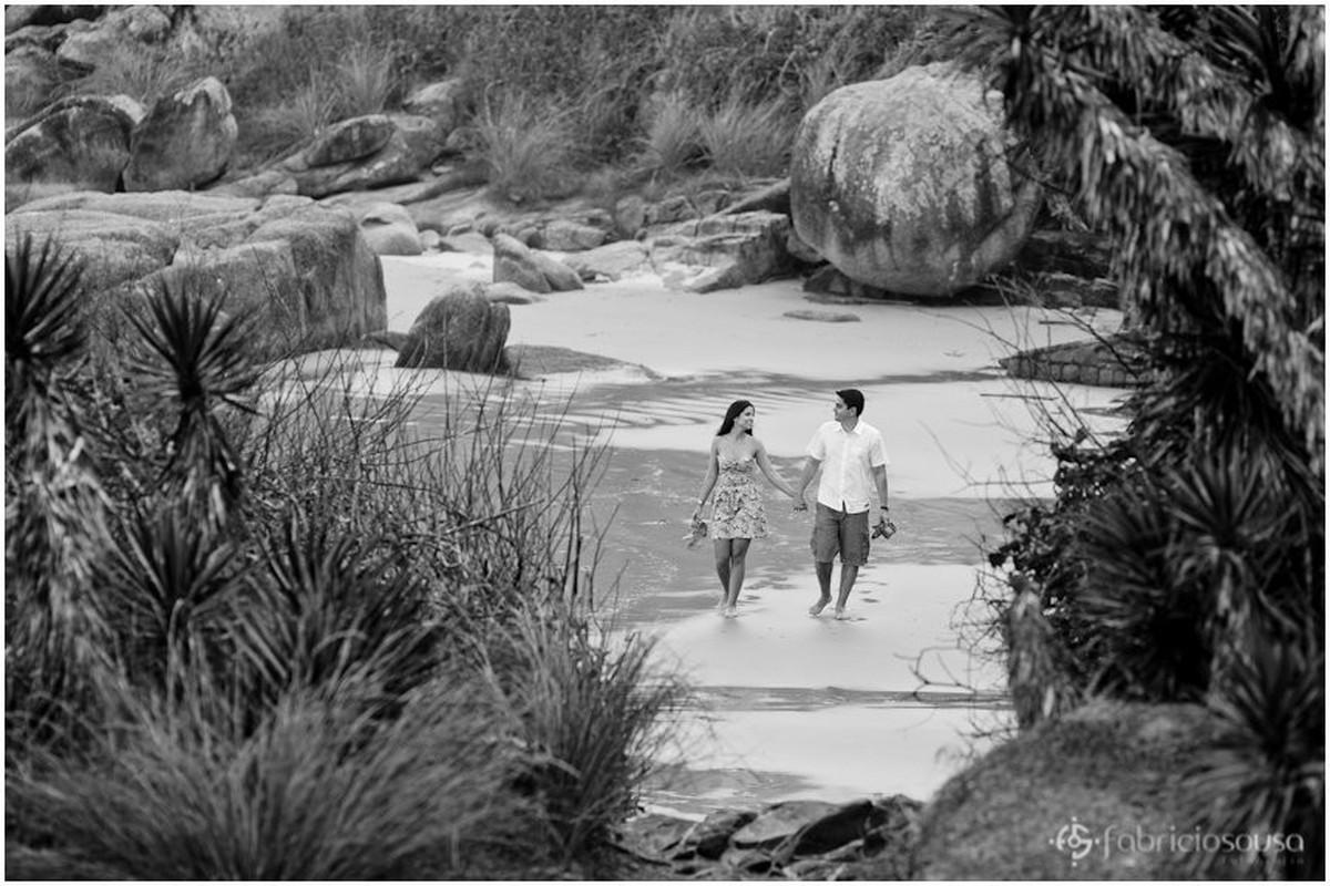 ensaio Mariana e André na praia