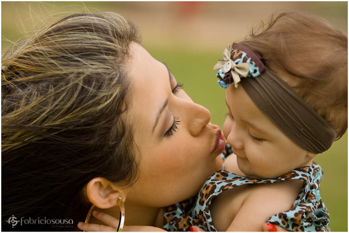 Beijando a Maria Luiza