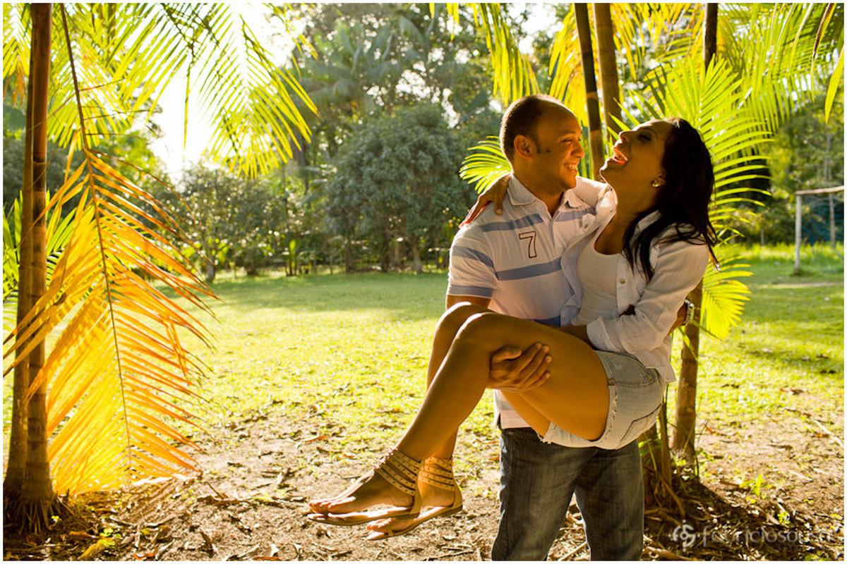 ensaio pre-casamento em Macapá