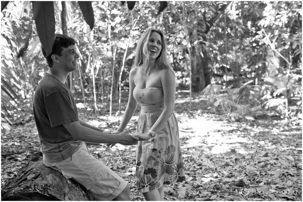 ensaio pre-wedding no museu emilio goeldi floresta amazônica