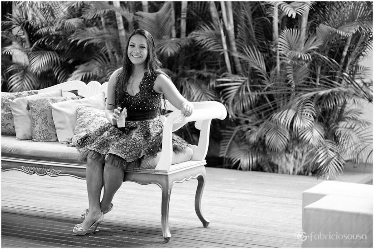 15 anos Helena Cacciattore