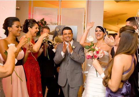Casamento de Claudia e Marcelo