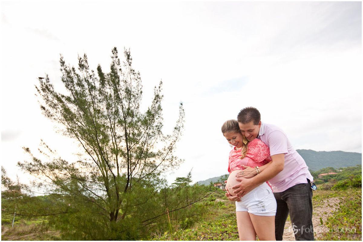 Gestante Rafaela no Riozinho - Campeche