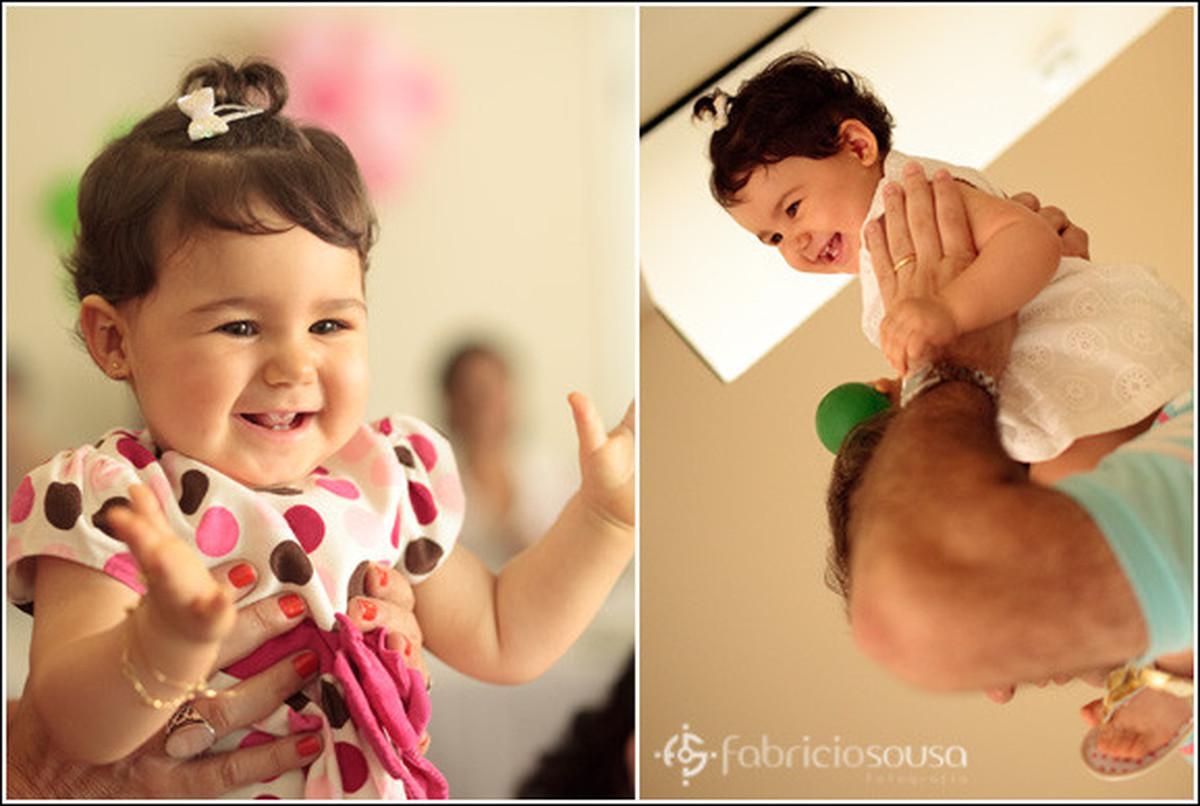 1 ano Luiza - aniversário infantil