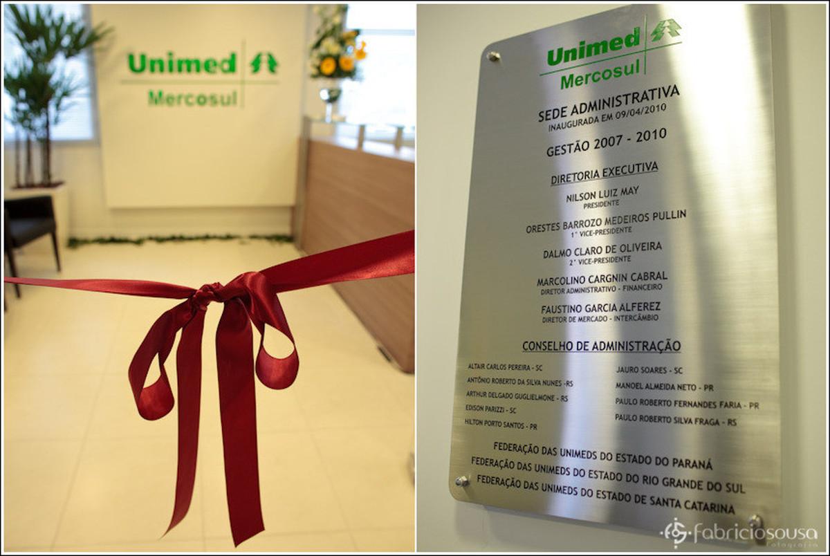 Inauguração Nova Sede da Unimed Mercosul