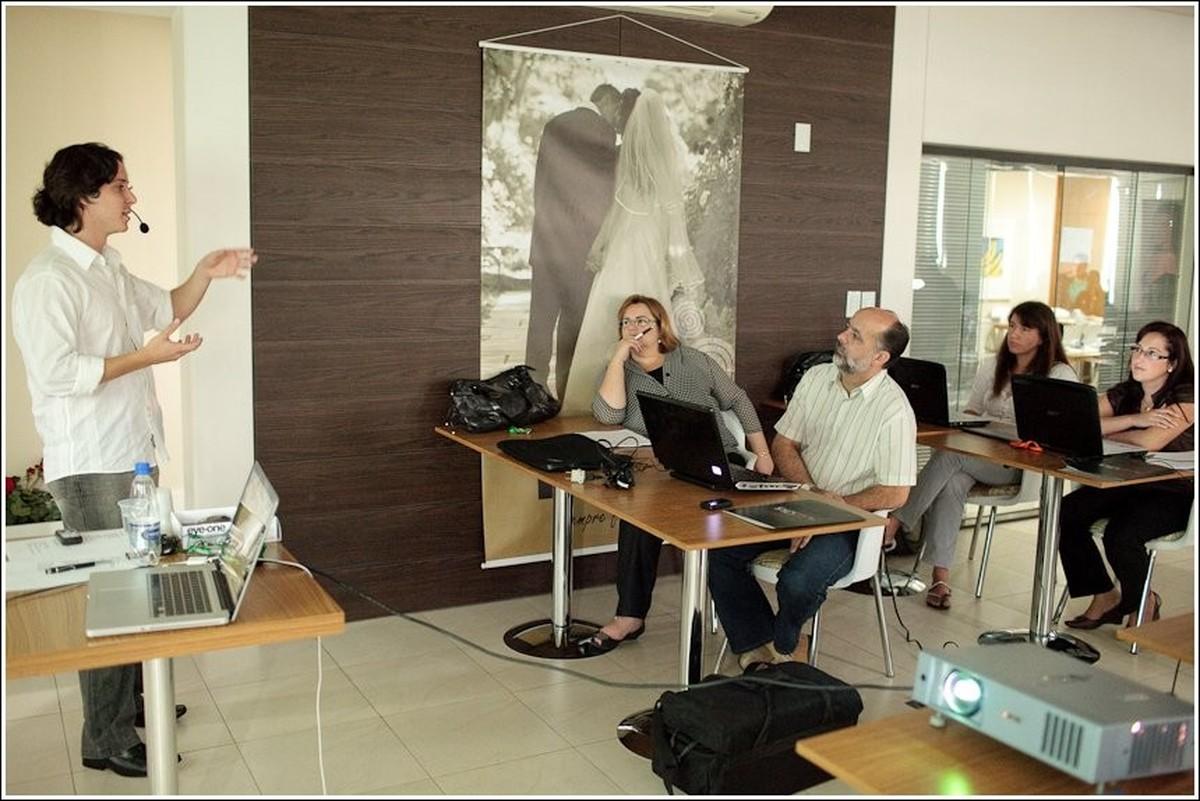 Workshop de Fluxo Digital concluído!
