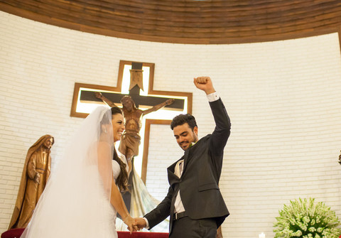 Casamento de Andrea e Leonardo