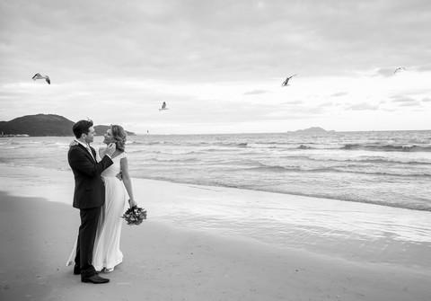 Casamento de Viviane e Jorge