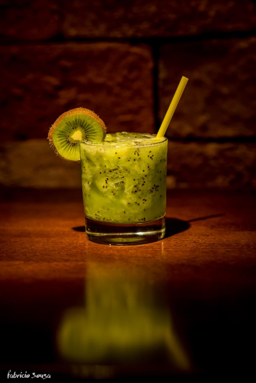 capirinha de kiwi