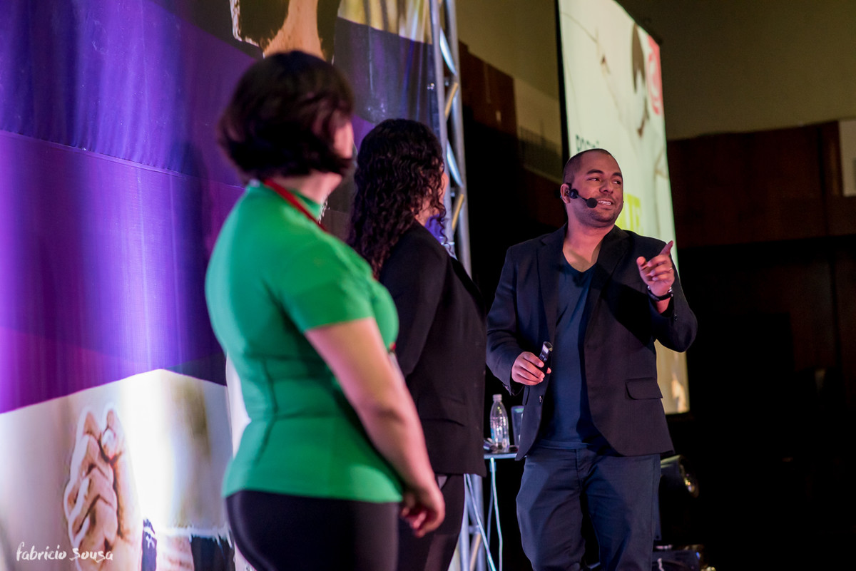 prática ao vivo de oratória com o coach Ricardo Silva voz