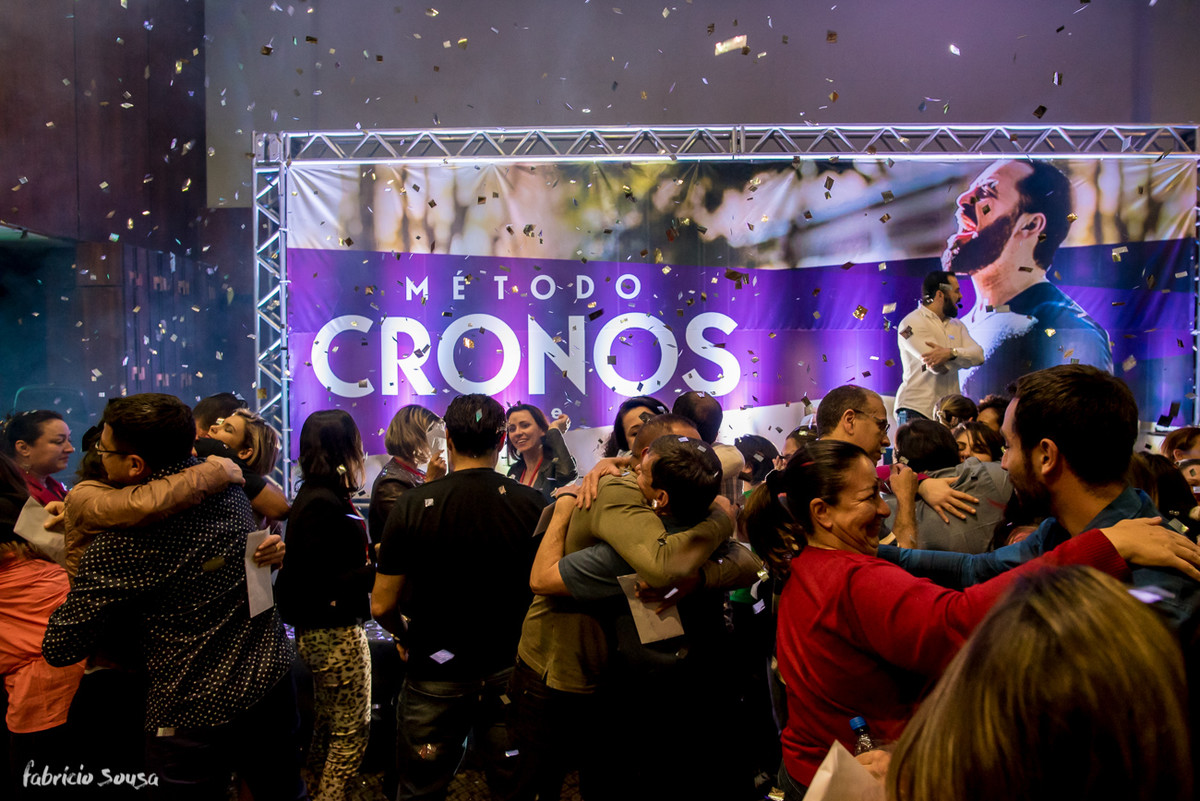 fechamento do evento Cronos Live no Majestic