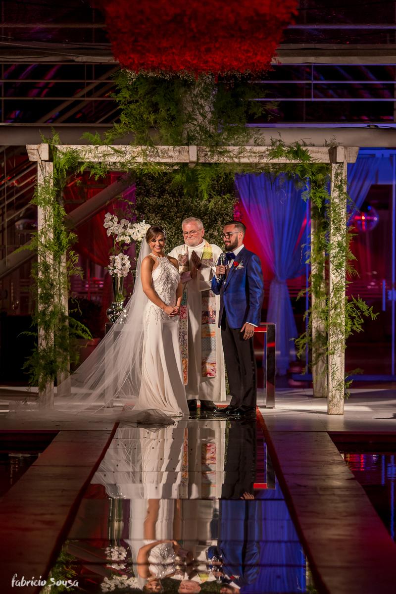 cerimônia de casamento no hotel parador do estaleiro com Padre Prim