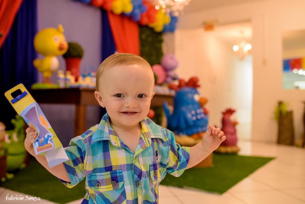 retrato do Henrique no seu primeiro aniversário - 1 ano - infantil