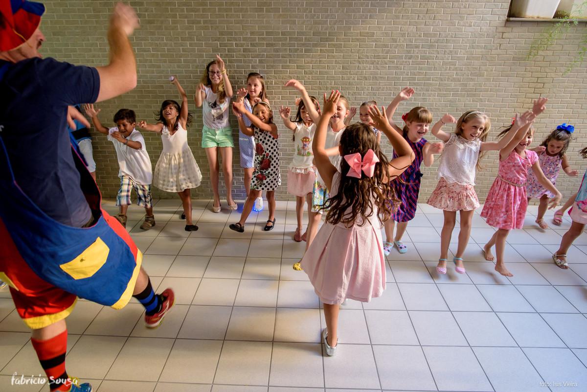 festa infantil animada com festerê