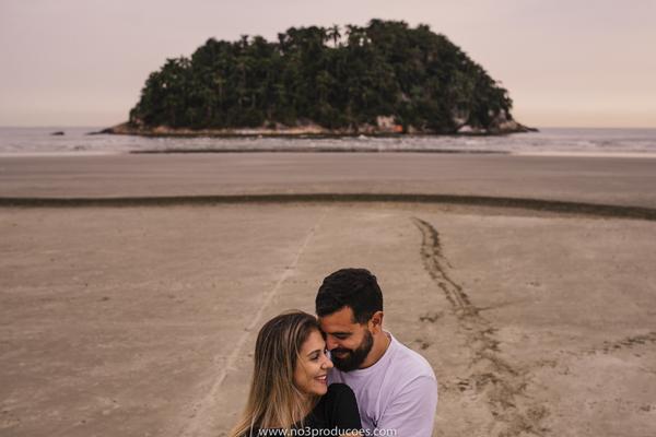 Ensaios / Save the date de Maíra e Wagner