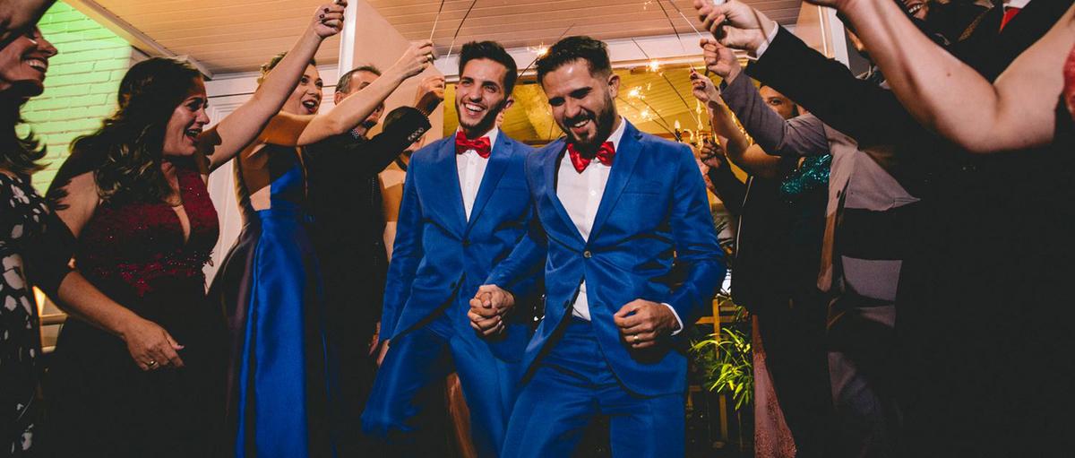 Imagem capa - Filmagem de Casamento em Jaú - Couple Films - Casamento Edson e Marcos por Couple Films
